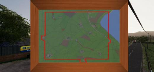 Photo of FS19 – Aghalee Farm Map V1