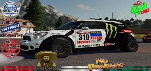 Photo of FS19 – Austin All4  310 Dakar V1.5