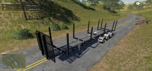 Photo of FS19 – Autoload Timber Runner V1.1