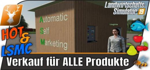 Photo of FS19 – Automatic Self Marketing V1