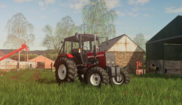 FS19 - Belarus 820 Tractor V1
