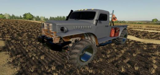 Photo of FS19 – Bravado Duneloader V1