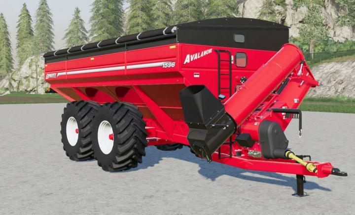 FS19 - Brent Avalanche 1596 V3