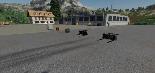 Photo of FS19 – Bressel And Lade H30 Box Turner V1