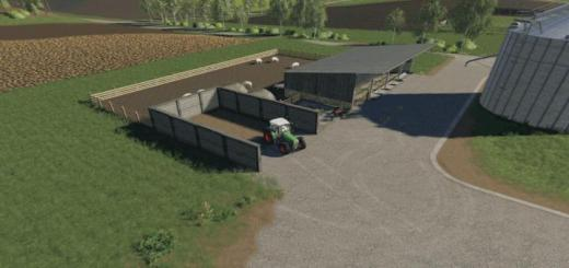 Photo of FS19 – British Cow Sheep Pigs Placeables V1
