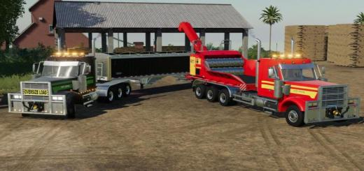 Photo of FS19 – Bsm Truck 850 And 850 It V1