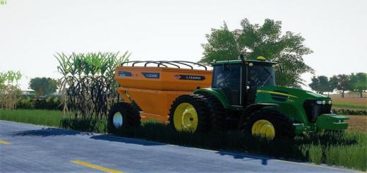 Photo of FS19 – Bulk Carrier Agricultural Trailer Appoio 16000 V1