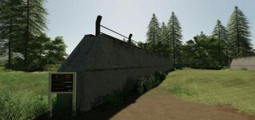 Photo of FS19 – Bunker Silo Displays V1