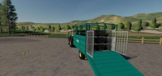 Photo of FS19 – Camara Livestock Trailer V1