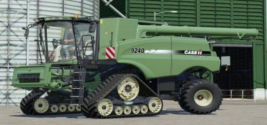Photo of FS19 – Case Axial 9240 Farbwahl V1