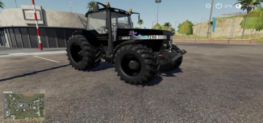 Photo of FS19 – Case Ih Pro Tractor V1.2