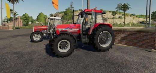 Photo of FS19 – Case Maxxum 5150 Tractor V1.0.1.0
