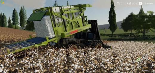 Photo of FS19 – Case Module Express Cotton Harvester V1