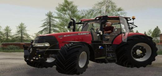 Photo of FS19 – Case Puma Cvx V1