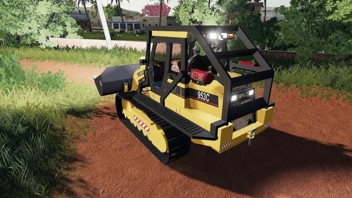 FS19 - Cat 953C Crawler Loader V1