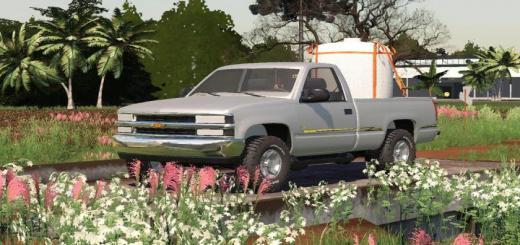 Photo of FS19 – Chevrolet Silverado Chevrolet V3