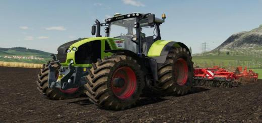 Photo of FS19 – Claas Axion 900 Tractor V1.5