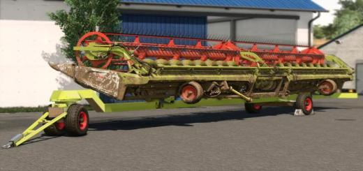 Photo of FS19 – Claas Cutter Trailer V1