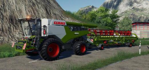 Photo of FS19 – Claas Lexion 8900 Pack V1