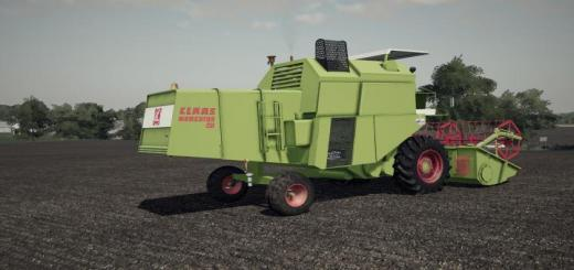 Photo of FS19 – Claas Mecator 60 V1
