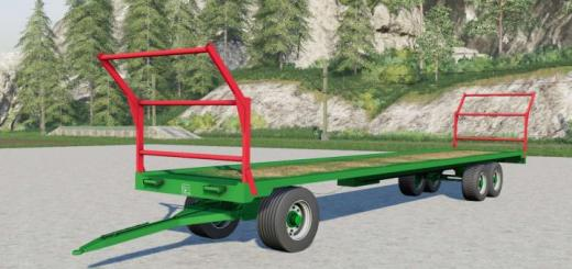Photo of FS19 – Coutand 12M Trailer