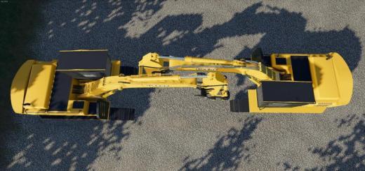 Photo of FS19 – Deere 2054 Logger Series Road Builder V1.0