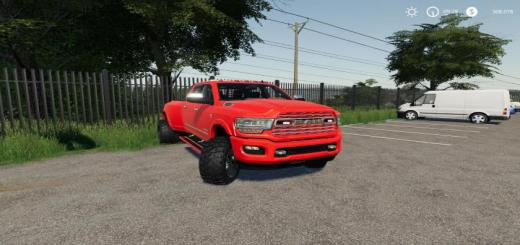 Photo of FS19 – Dodge Ram 2500 By Expendables V1