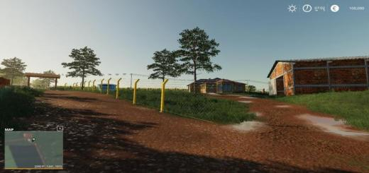 Photo of FS19 – Fazenda Matinha Map V1