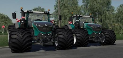 Photo of FS19 – Fendt 1000 Vario Tractor V1.1