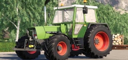 Photo of FS19 – Fendt Farmer 30X V1