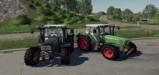 Photo of FS19 – Fendt Favorit 500 Tractor V2