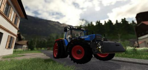 Photo of FS19 – Fendt Favorit 500 V3