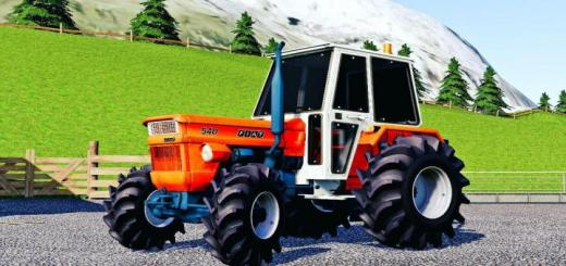 Photo of FS19 – Fiat 420 Tractor V1
