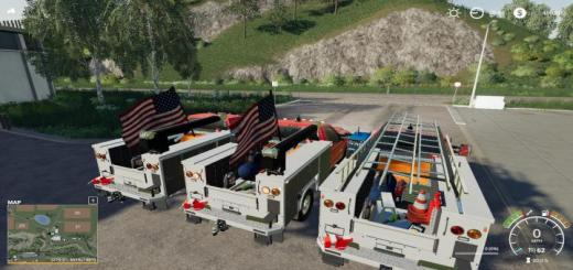 Photo of FS19 – Ford F350 Servicetruck V1
