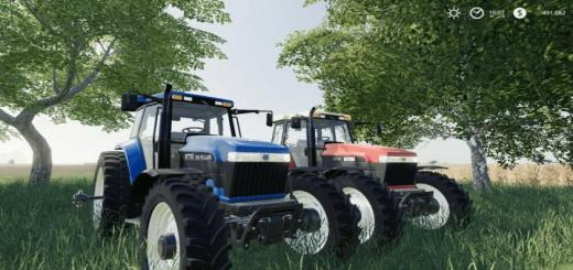 Photo of FS19 – Ford – New Holland – Versatile Genesis V1