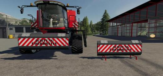Photo of FS19 – Frontschutz V1