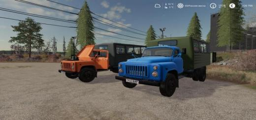 Photo of FS19 – Gaz-53 Watch V1
