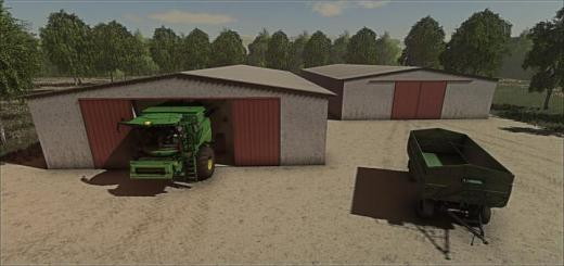Photo of FS19 – Grain Storage V1