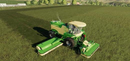 Photo of FS19 – Grass Mowing V1