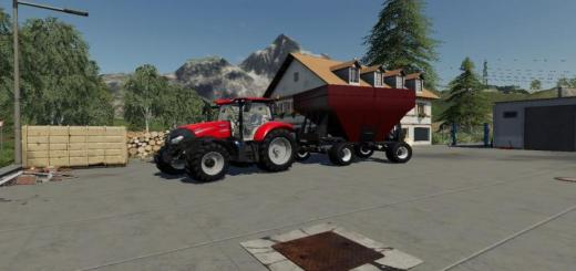 Photo of FS19 – Gravity Wagon V1.1