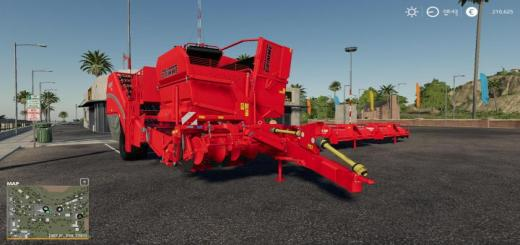 Photo of FS19 – Grimme Pack Se260 Ks75 V1
