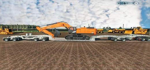 Photo of FS19 – Hitachi 870Lc Excavator V1