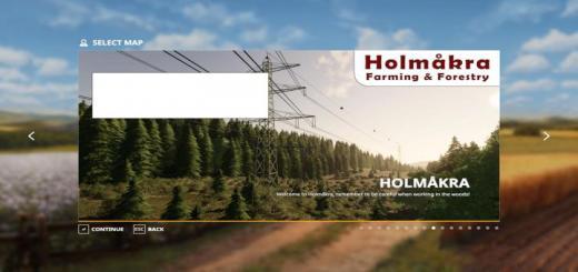 Photo of FS19 – Holmakra Map V1
