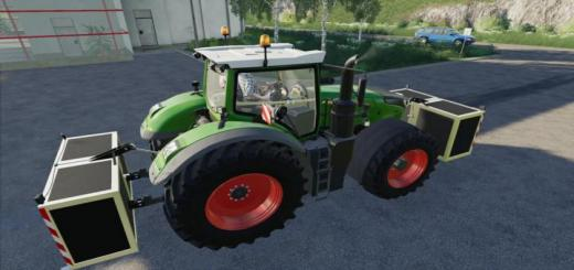 Photo of FS19 – Home Weight V1