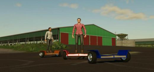 Photo of FS19 – Hoverboard V1