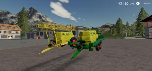 Photo of FS19 – Huniper 3000/18 Pack V1