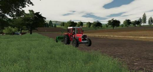 Photo of FS19 – Imt 542 Tractor V1