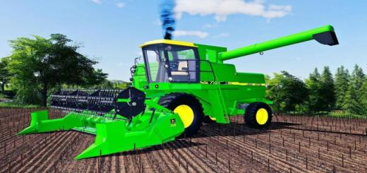 Photo of FS19 – John Deere 4420 – 8820 Turbo / Titan Ii V1