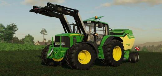 Photo of FS19 – John Deere 7430/7530 V1
