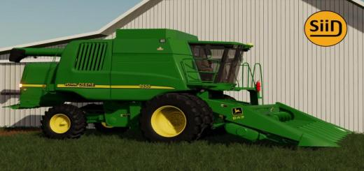 Photo of FS19 – John Deere 9650 V1.0.0.1